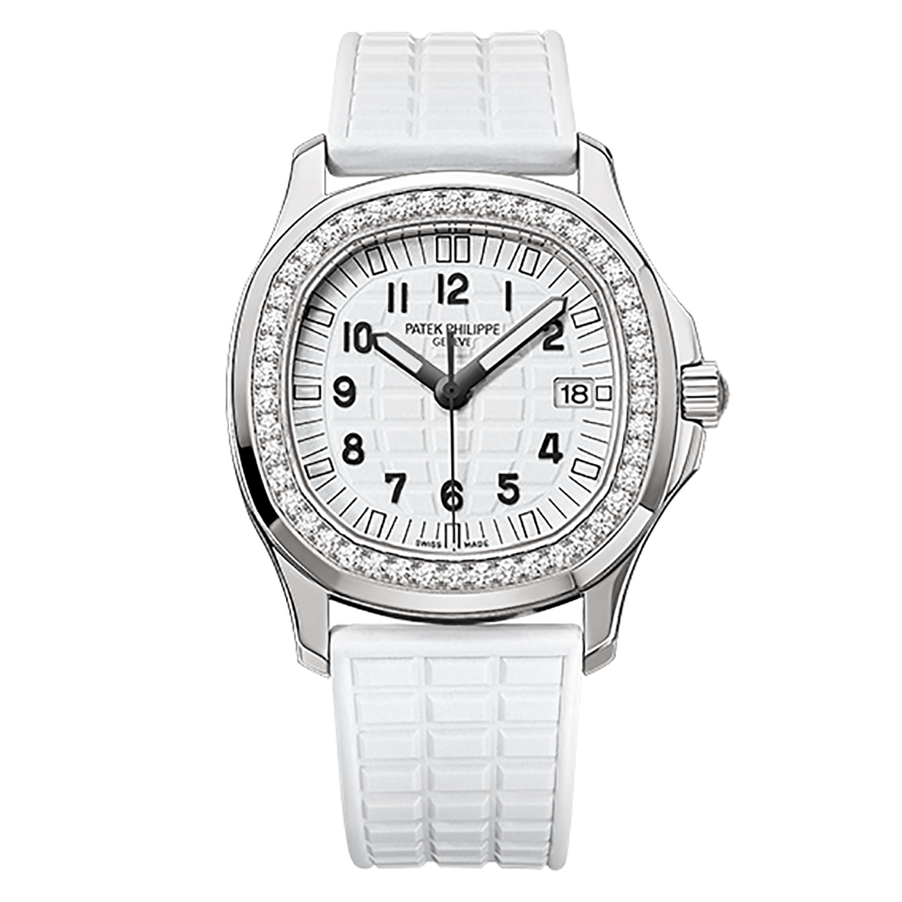 Patek Philippe Aquanaut Diamond Ladies 5067A-024 Replica