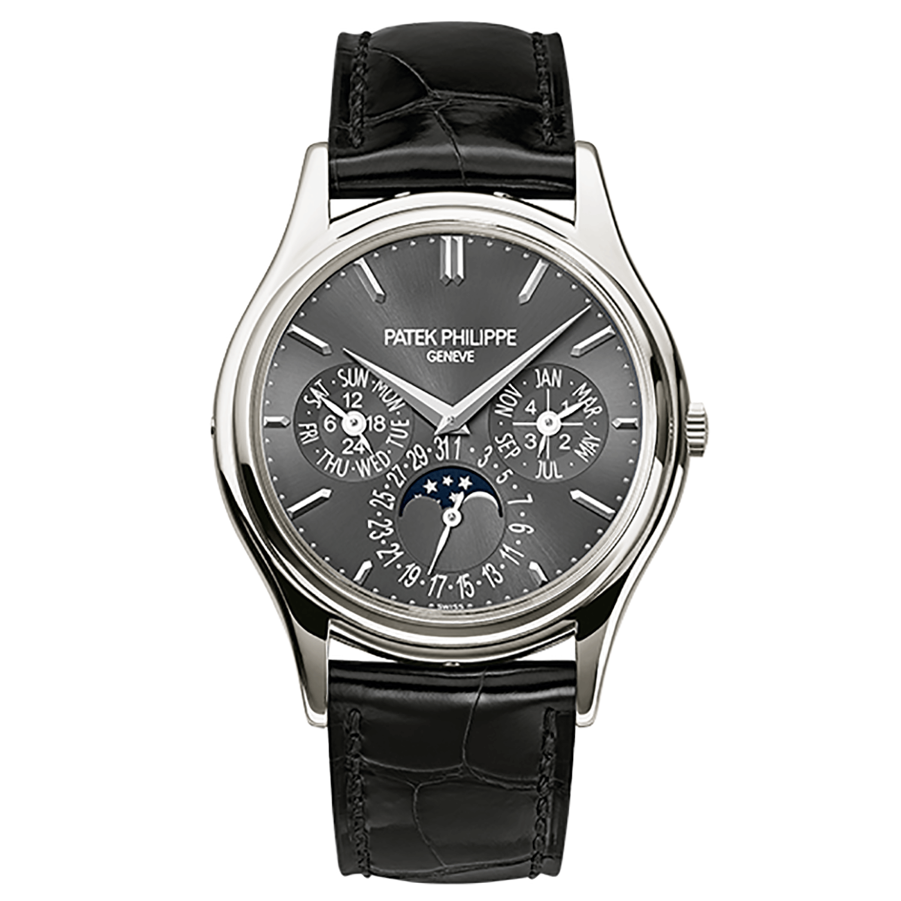 Patek Philippe Complicated Perpetual Calendar 5140P-017 Replica
