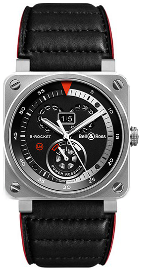 Bell & Ross Aviation Collection Mens BR-03-90-B-ROCKET Replica