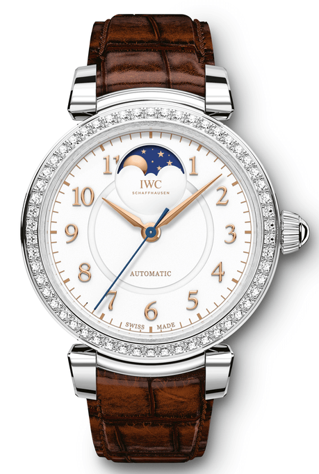 Imitation IWC Da Vinci Automatic Moonphase 36mm Ladies IW459307